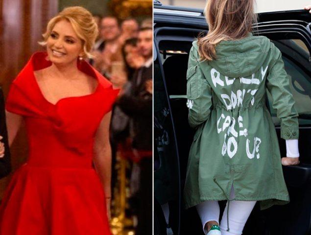 15 veces que la ropa fue motivo de escándalo en la política