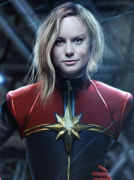 Cómo callar la boca a los machistas que dicen que Capitana Marvel no sonríe