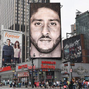 Récord en Nike pese al boicot: gana 5.000 millones con su campaña antirracista