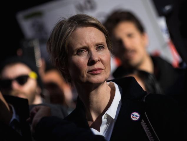 El momento político decisivo de Cynthia Nixon: ¿dará la campanada la actriz de 'Sexo en Nueva York'?