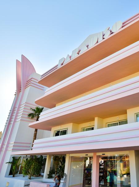 El hotel más 'instagrameable' de España merece la última escapada del verano