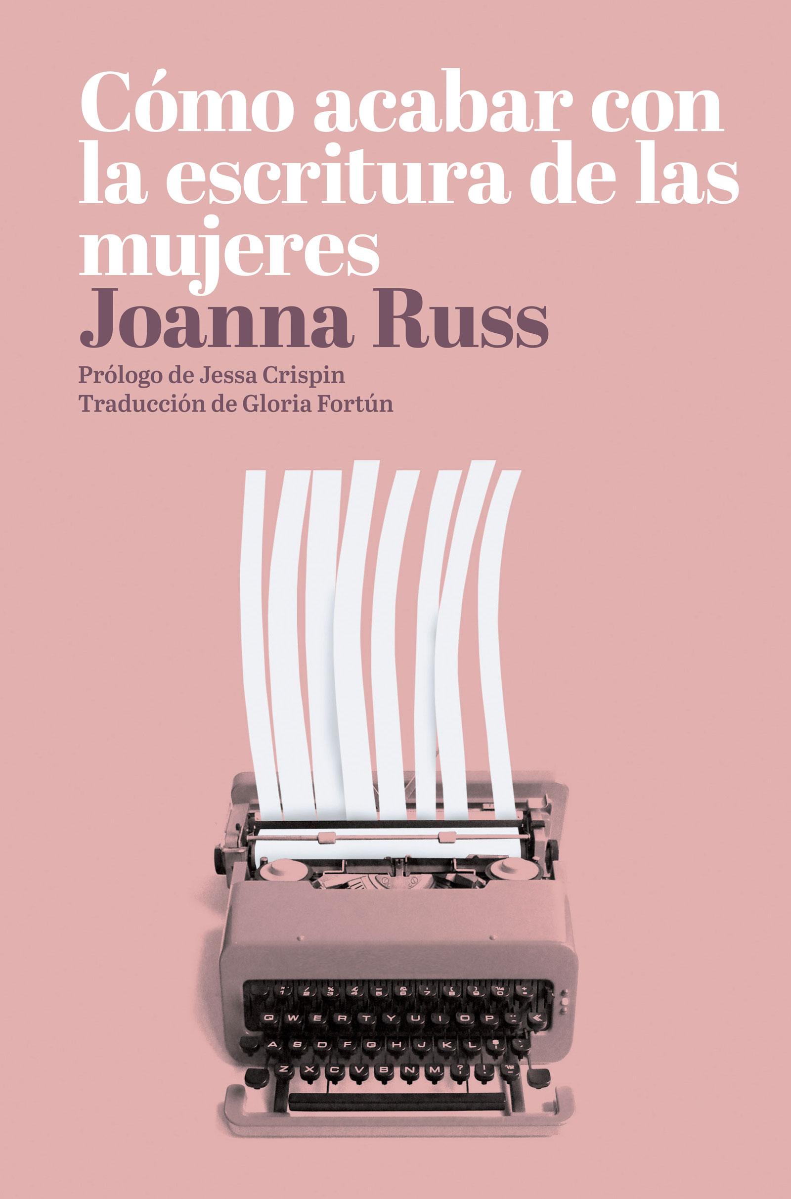 Joanna Russ - Mujeres que escriben