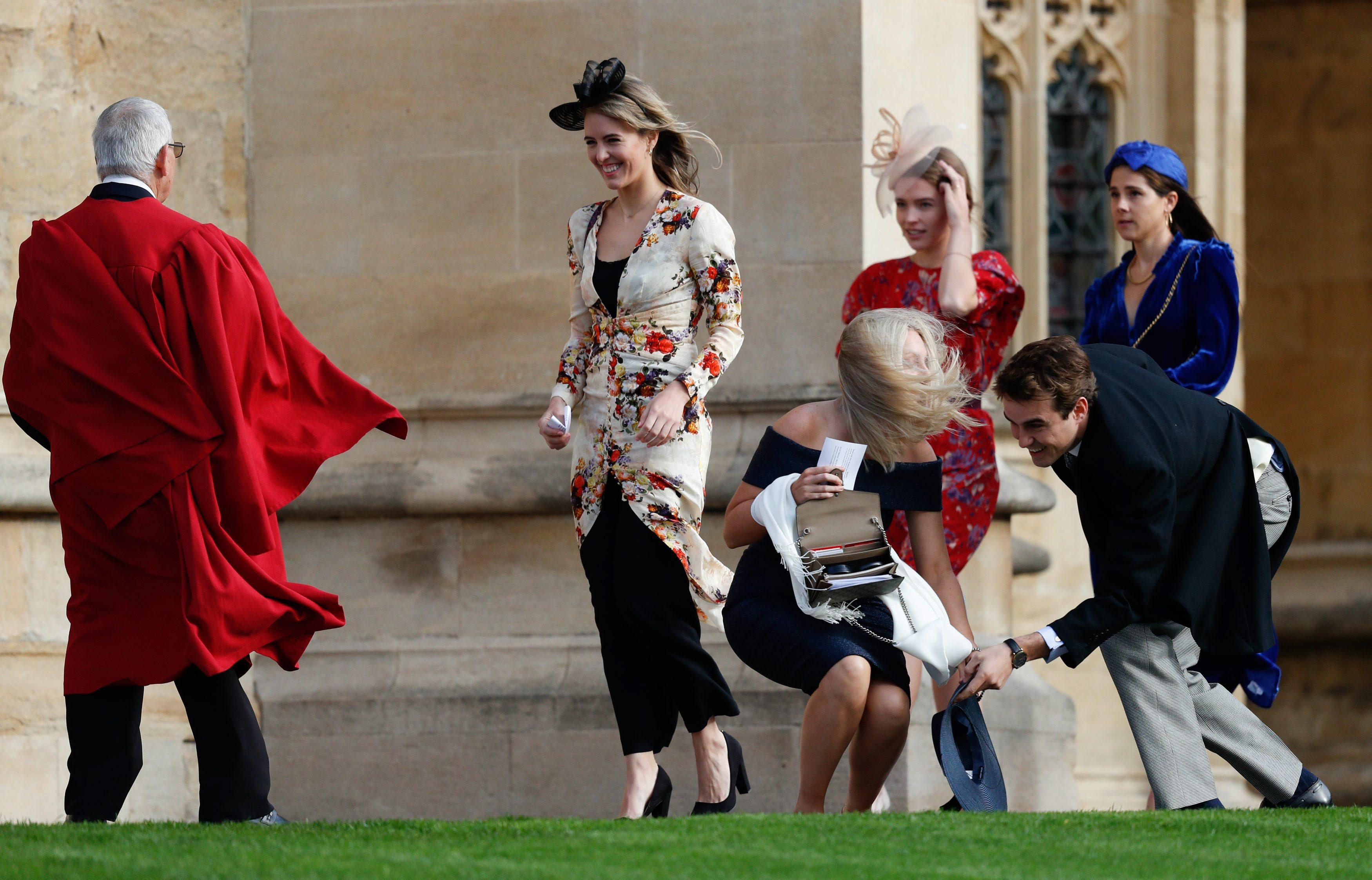 boda de Eugenia de York