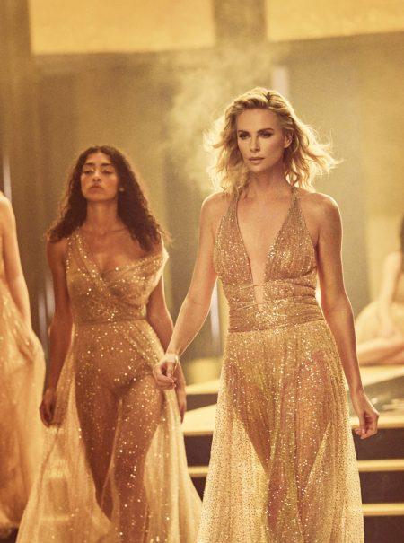 Charlize Theron y su 'hammam' de la sororidad en el nuevo film de J'Adore de Dior