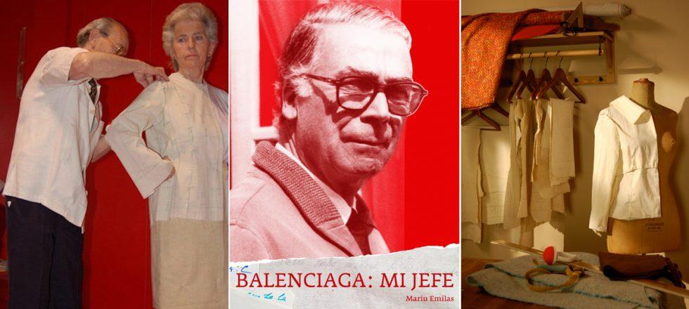 """""""Balenciaga era el gran creador. Mi padre y mi abuelo dieron forma a sus sueños"""""""