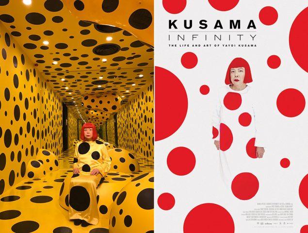 Por qué se han tardado 17 años en hacer un documental sobre Yayoi Kusama