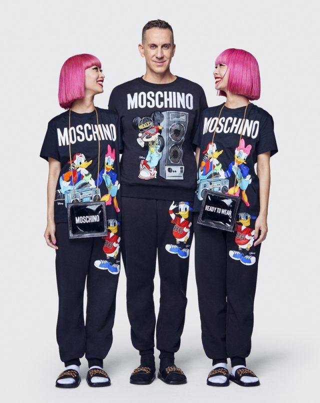 Ya están aquí todos los looks de Moschino para H&M