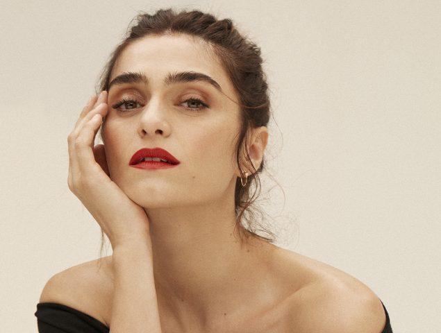 """Olivia Molina: """"Me gusta el tipo de belleza que respeta lo genuino de cada uno"""""""