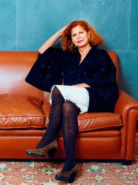 Carmen Alborch, la ministra que renunció al gris