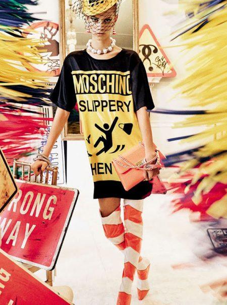 Qué debe tener un 'fashion film' para sorprender a la mejor diseñadora de sets del mundo