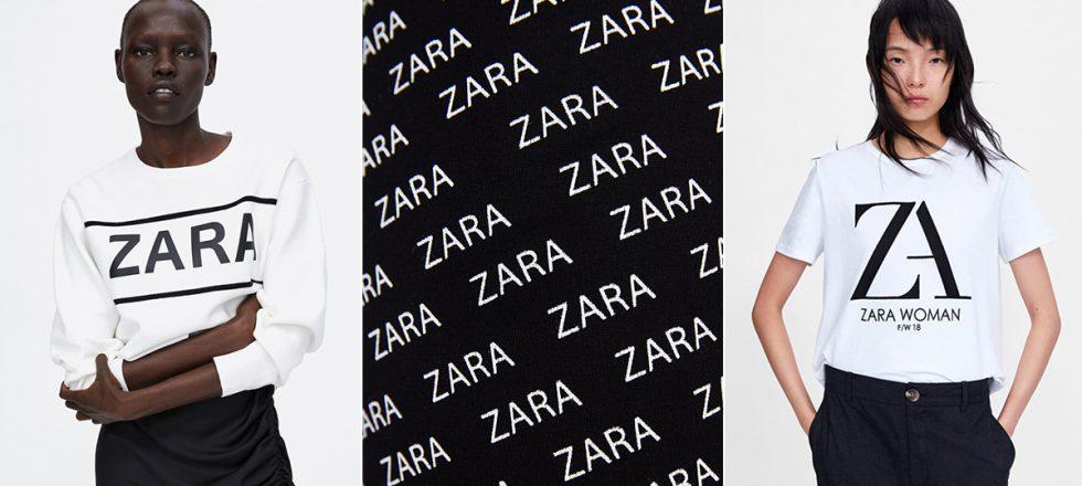 9679d610c8 ¿Por qué alguien querría vestir con el logo de Zara