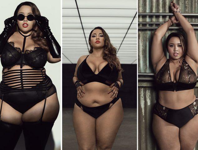 12 'influencers' que dejan claro que la lencería sexy no tiene límite de talla