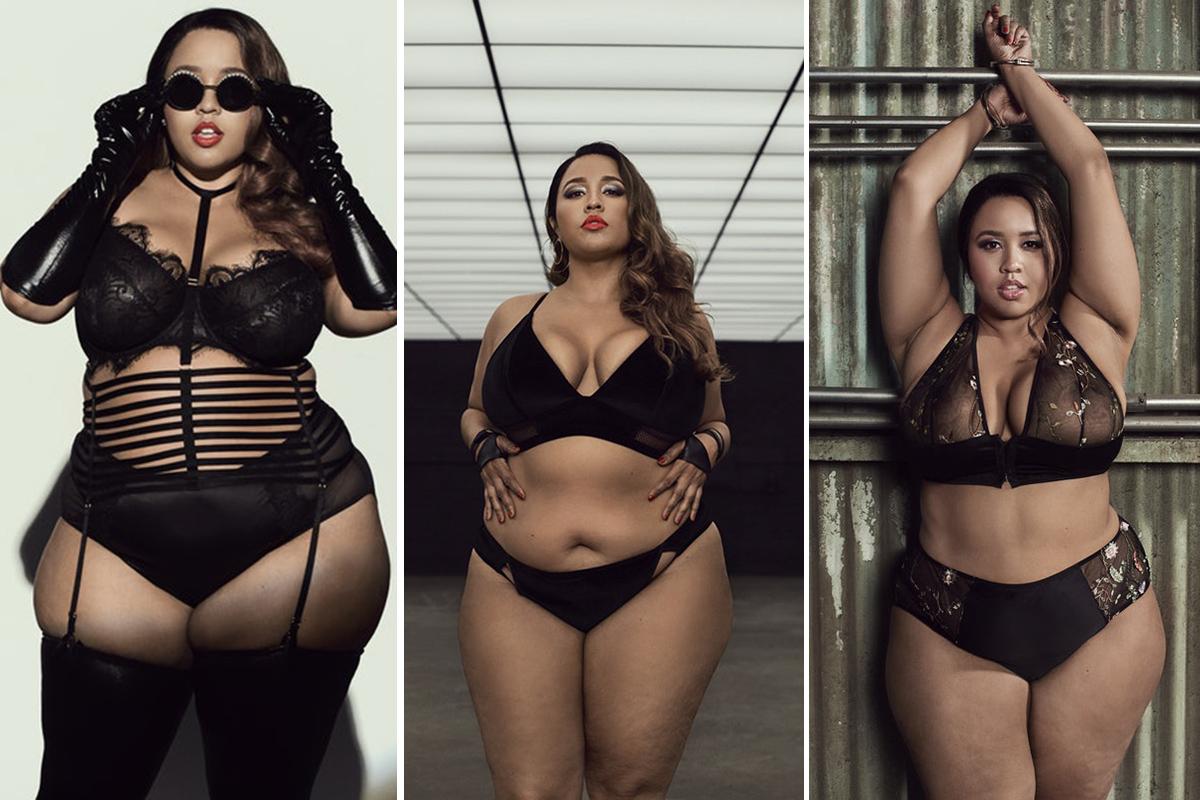 050a431d1359 12 'influencers' que dejan claro que la lencería sexy no tiene ...