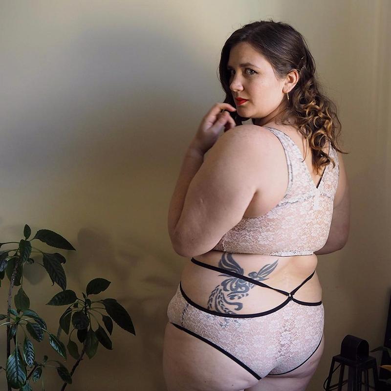 12 Influencers Que Dejan Claro Que La Lenceria Sexy No Tiene Limite De Talla Moda S Moda El Pais