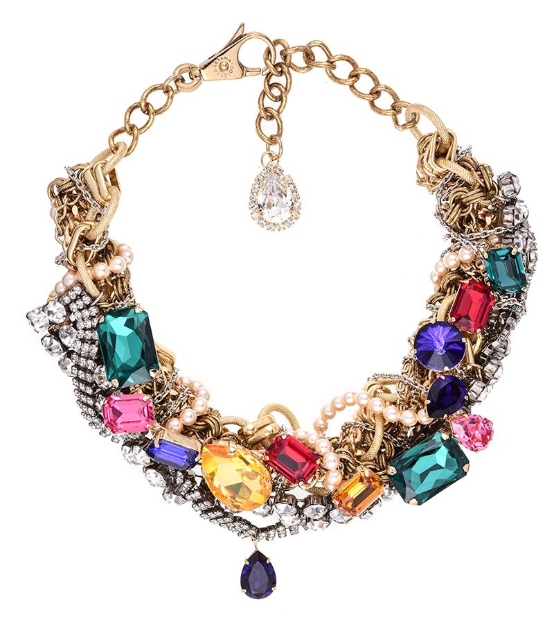 Anna Dello Russo joyas