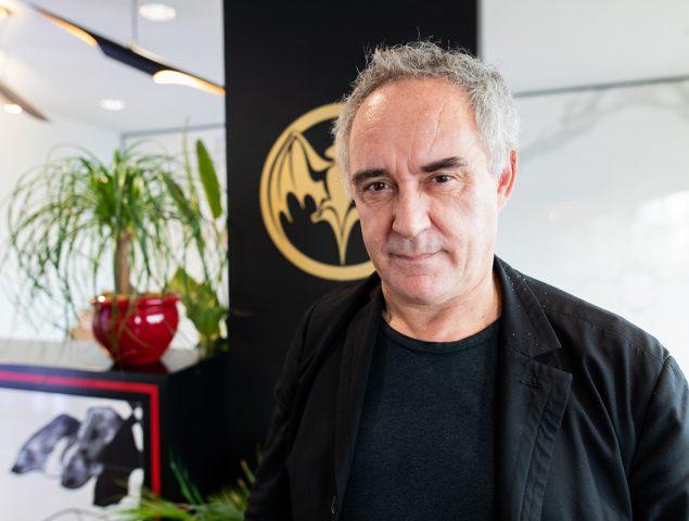 Ferran Adrià subvenciona tu idea
