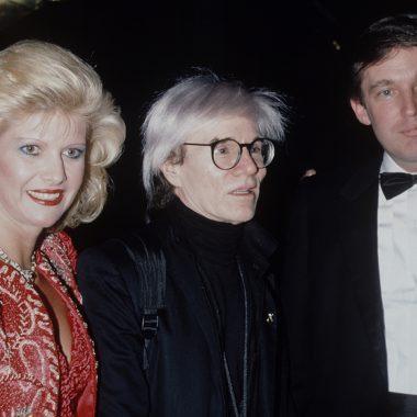 Trump Warhol