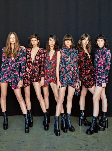 La singularidad y el magnetismo de las modelos españolas