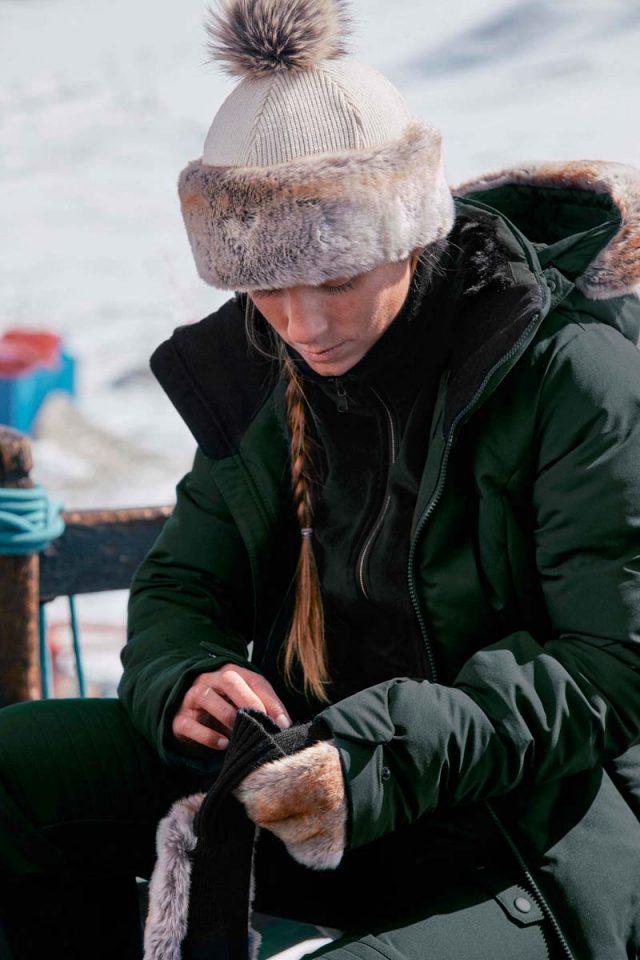 Equípate para la nieve con la nueva colección ski de Oysho