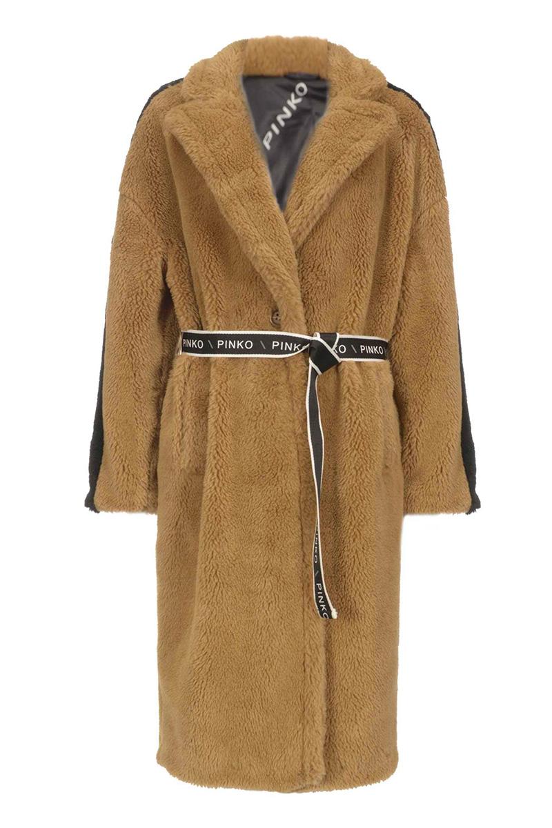 abrigos peluche