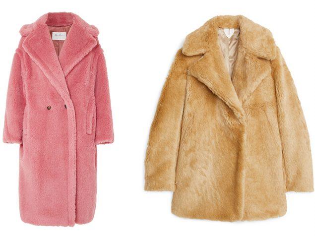 20 marcas en las que encontrar el abrigo de peluche que necesitas este invierno