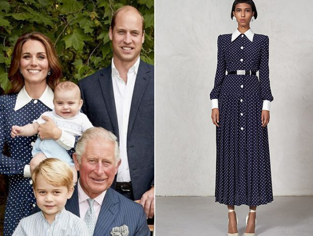 De Ivanka Trump a Kate Middleton: la historia del vestido viral de 2018