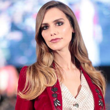 Ángela Ponce en Miss Universo