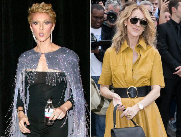 Céline Dion, de reina del mal gusto a referente de estilo