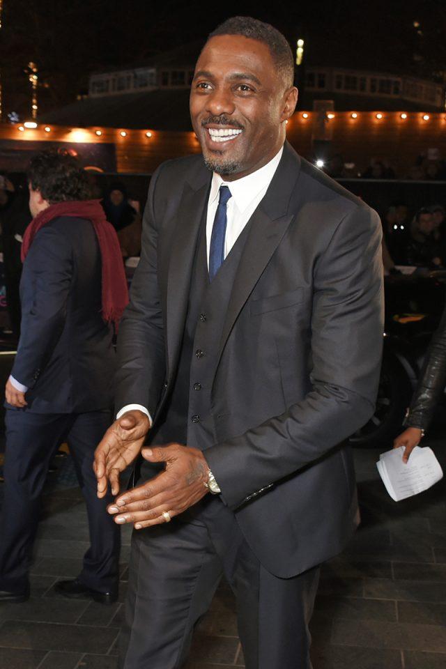 hombres sexys - Idris Elba