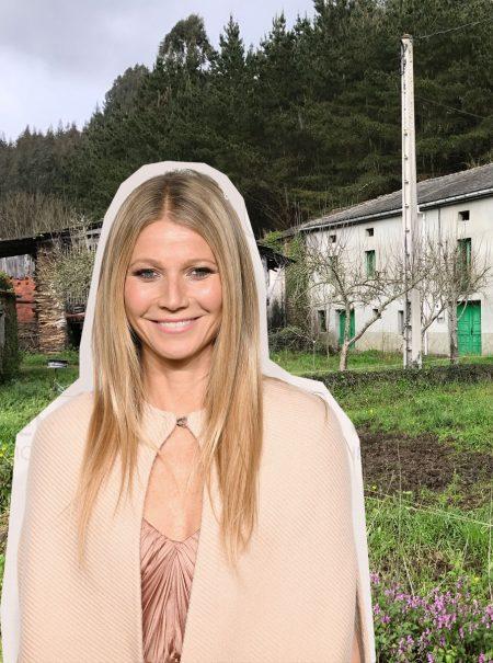 Gwyneth Paltrow quiere regalar esta aldea abandonada de Lugo por Navidad