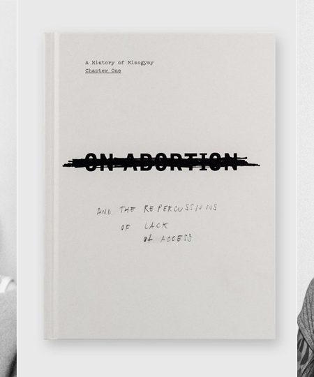 La pesadilla de impedir el aborto a las mujeres es el mejor fotolibro del año