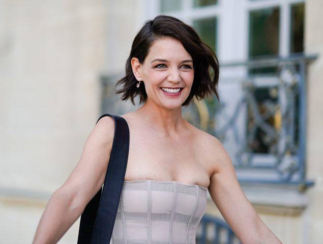 Katie Holmes se sacude su pasado, presume de estilo y podría casarse con Jamie Foxx