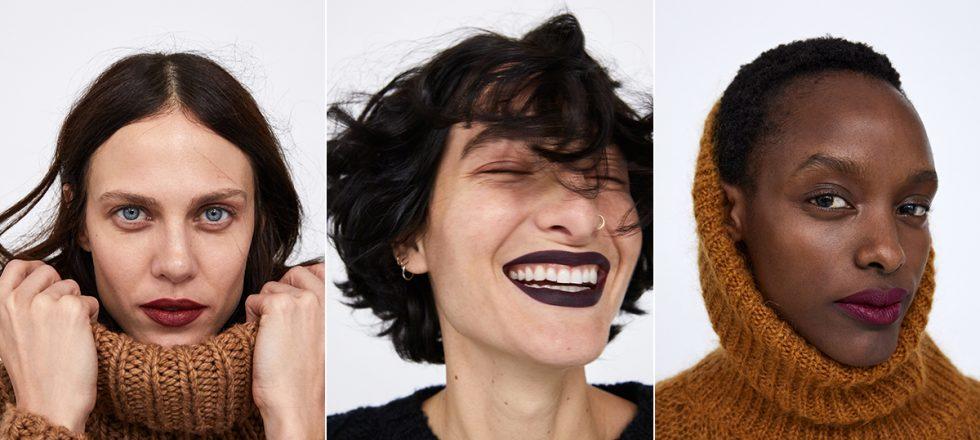 Zara lanza su propia línea de labiales