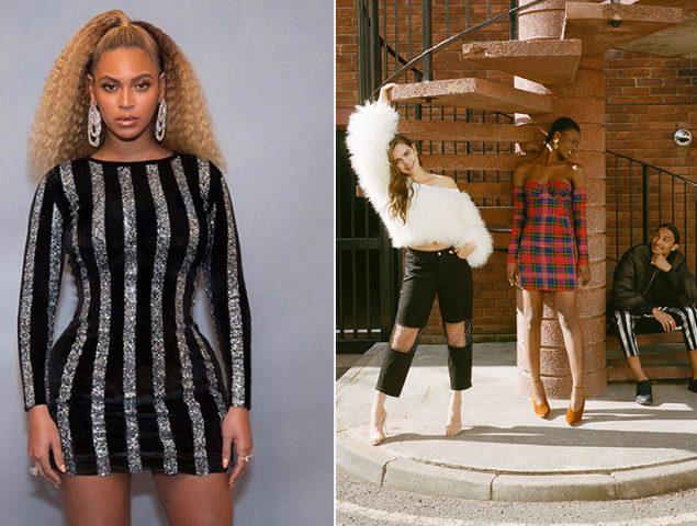 Ya puedes comprar un vestido del diseñador favorito de Beyoncé por 80 euros