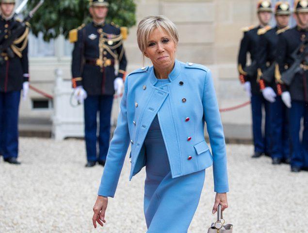 Así consiguió Brigitte Macron ser más popular que su marido