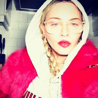 Instagram Madonna