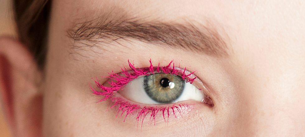 tonos fluorescentes ojos
