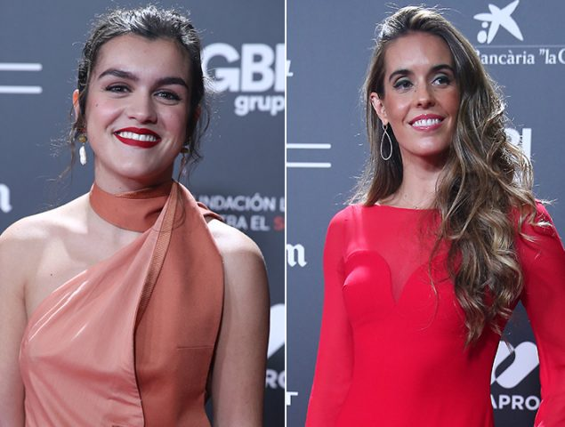 People in red: los mejores looks de las celebrities en la gala contra el sida