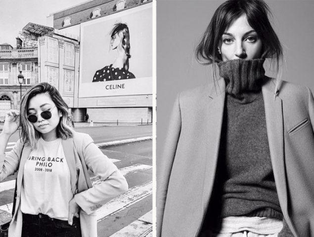 Los nostálgicos del viejo Céline se hacen fuertes en Instagram y activan la reventa