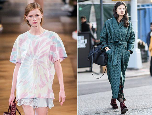'Sleepleisure': cómo Instagram nos quitó el miedo a vestir con ropa de andar por casa
