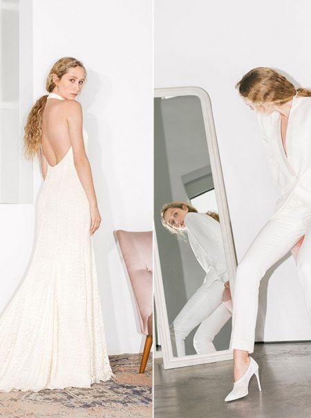 Ya están aquí los vestidos de novia de Stella McCartney (y cuestan 775 euros)