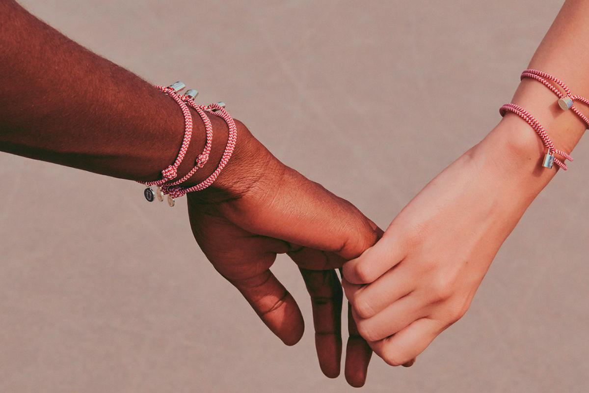 pulsera Louis Vuitton Unicef