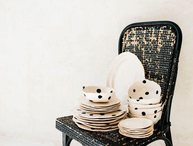 12 vajillas 'made in Spain' para dar la campanada en tu mesa de Navidad