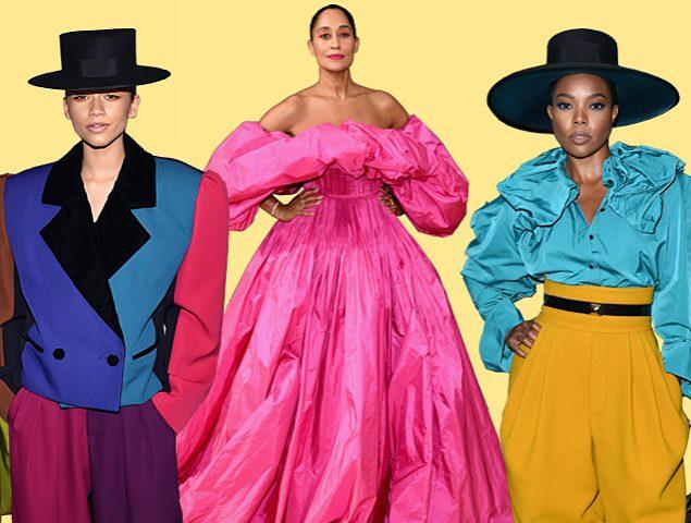El año en que las actrices negras devolvieron la alegría a la alfombra roja