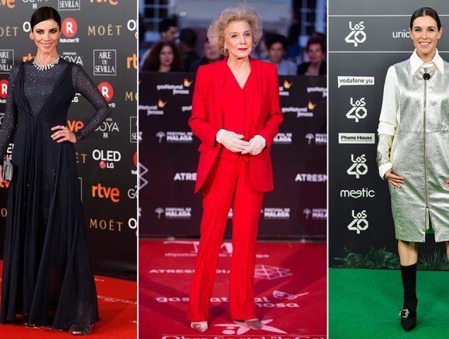 Alfombra roja 'made in Spain': 10 looks impecables para recordar 2018 (y 10 para no repetir)