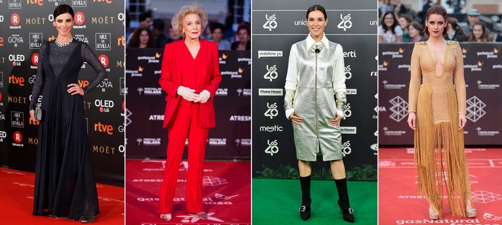 Alfombra roja 'made in Spain': 10 looks impecables para recordar 2018 (y 10 para no repetir)