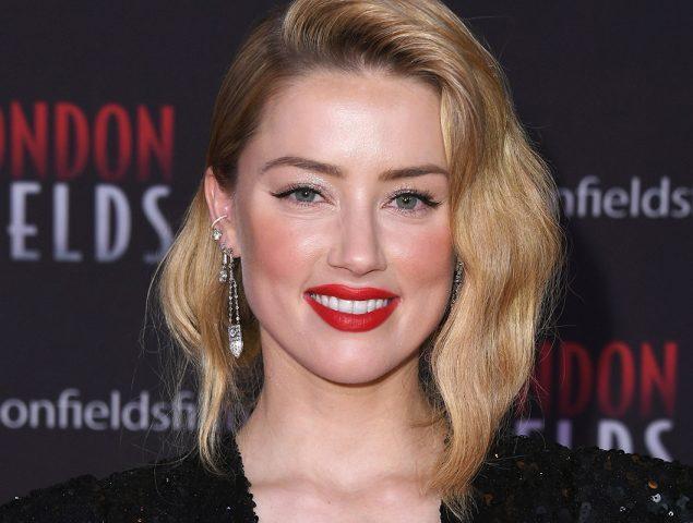 Amber Heard: la estrella del momento lucha por dejar atrás su pasado turbulento