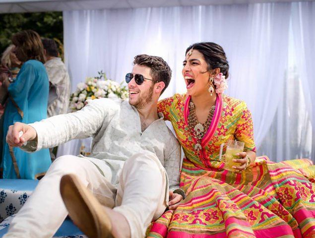 La boda de Nick Jonas y Priyanka Chopra en imágenes
