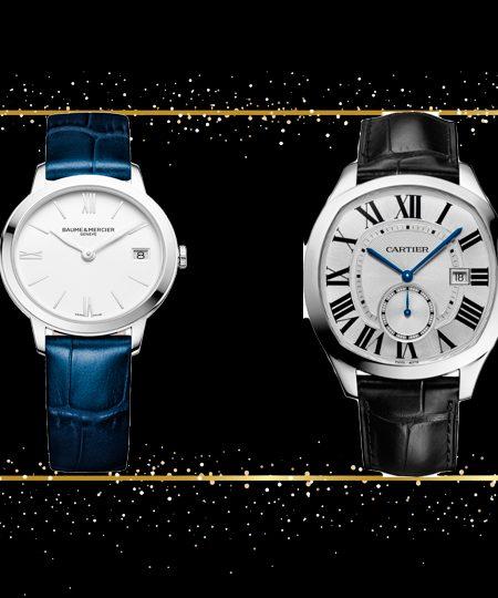 Relojes que dan la campanada: un regalo perfecto para él y para ella