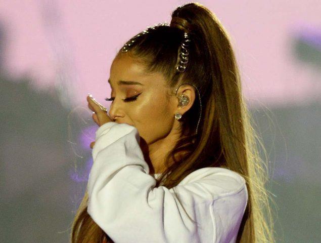 Ariana Grande o el sinvivir de ser la mujer del año